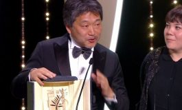 """La Palme d'or du Festival 2018 de Cannes décernée à """"Une affaire de famille"""" du Japonais Kore-Eda"""