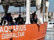 """MSF et SOS Méditerranée vont """"mettre un terme"""" aux activités de l'Aquarius dans le sauvetage des migrants"""
