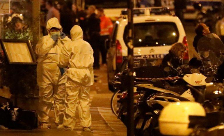 Attaque au couteau à Paris : l'assaillant est un Tchétchène de 20 ans, fiché S
