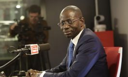 Boubacar Camara candidat de Fippu Alternative-Citoyenne