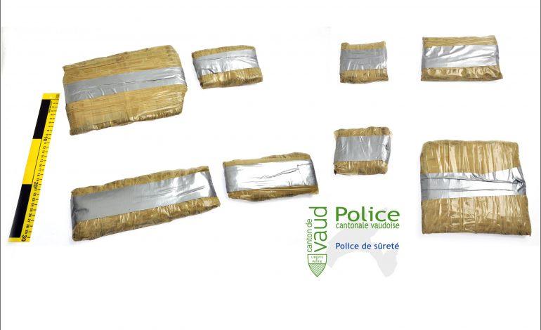 Un réseau de trafiquants de cocaïne originaire de l'Afrique de l'Ouest démantelé en Suisse