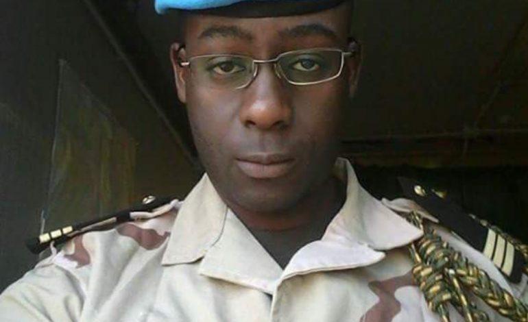 Le capitaine Mamadou Dièye arrêté par la Section de Recherches de Colobane devant les locaux de Dakaractu