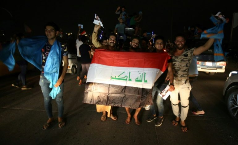 Le Premier ministre Irakien devancé par deux listes anti-système