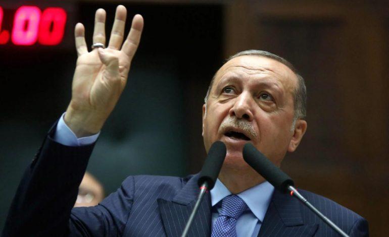Des milliers d'internautes moqueurs disent « ça suffit » à Recep Tayyip Erdogan