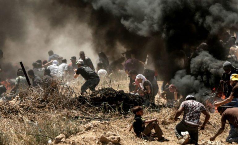 55 Palestiniens tués et plus de 2.400 blessés pour l'inauguration de l'ambassade américaine à Jérusalem