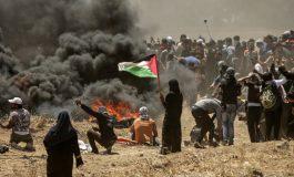 Le bilan des manifestations à Gaza passe à 62 palestiniens assassinés