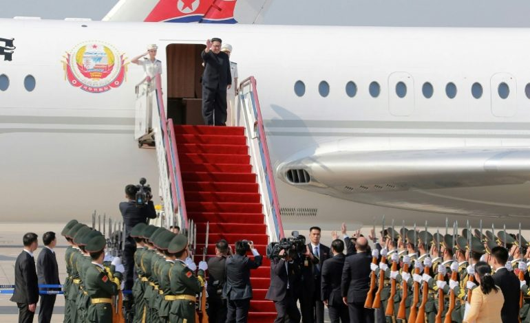 « Air Force Un »: l'avion personnel de Kim Jong Un