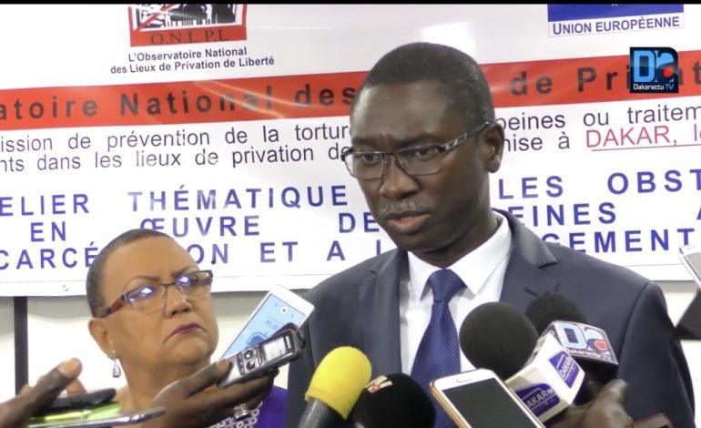 De nouvelles prisons et de nouvelles extensions de prisons prévues au Sénégal