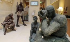 Inauguration à Dakar de la maison Ousmane Sow