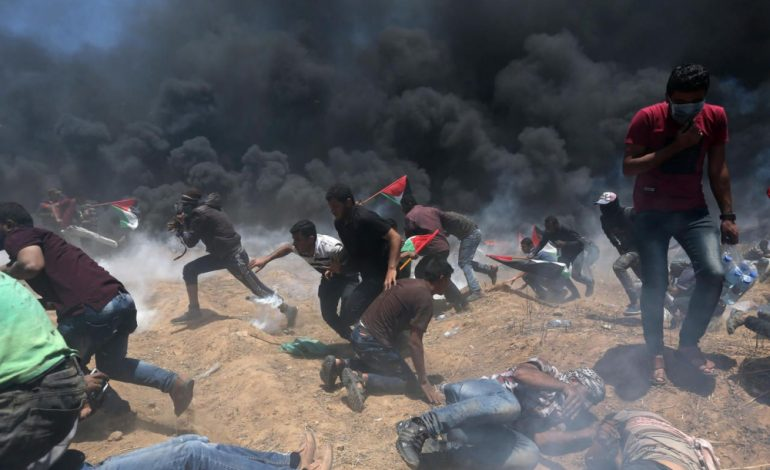 Ambassade US à Jérusalem : au moins 37 Palestiniens tués à Gaza par des tirs israéliens