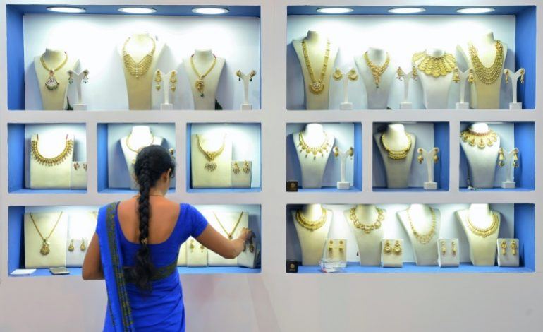 La demande d'or dans le monde a encore reculé