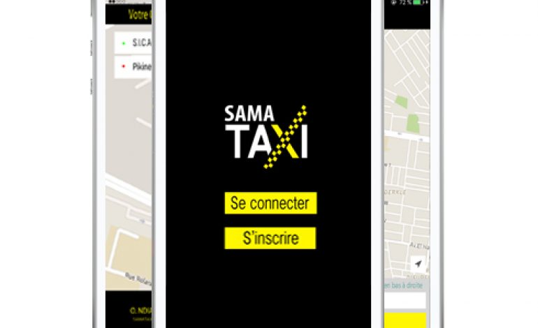 SamaTaxi, une application qui vous simplifie le taxi au Sénégal
