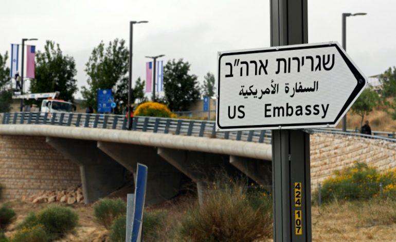 Les Etats-Unis défient le monde en transférant leur ambassade à Jérusalem