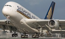 Singapore Airlines A380 First Class Suite London to Singapore
