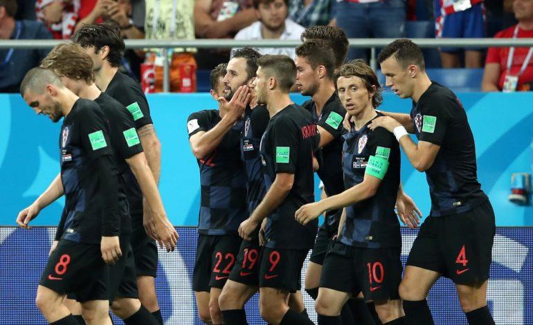 La Croatie met fin au rêve de l'Islande 2-1