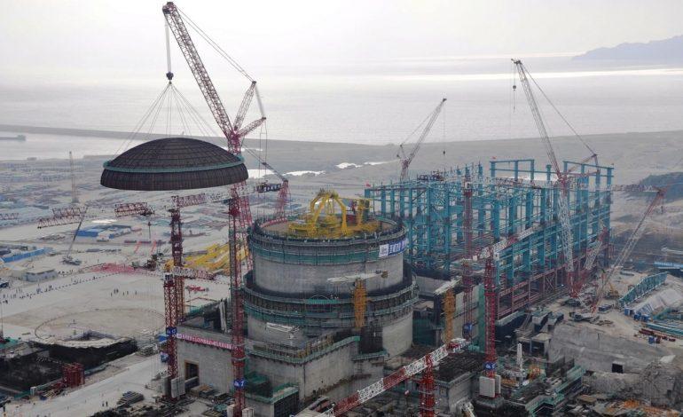 Le premier réacteur EPR au monde a démarré en Chine à Taishan