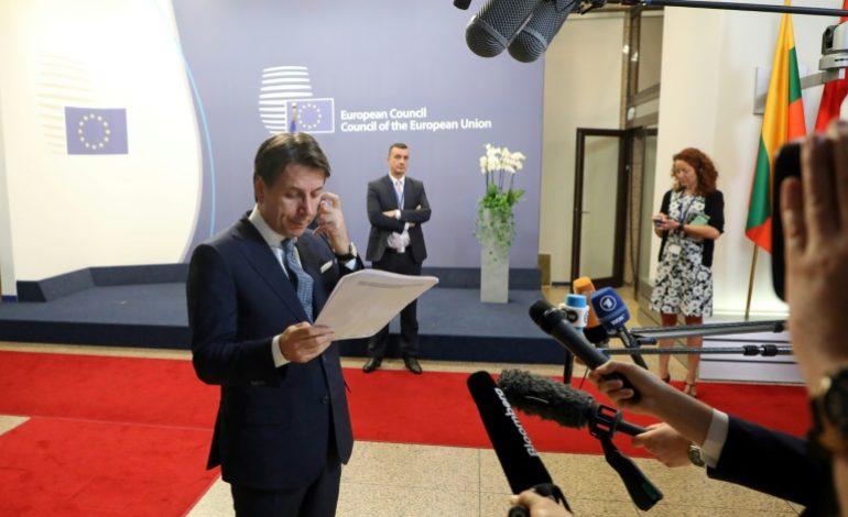 Que contient l'accord sur les migrants conclu entre les 28 pays de l'Union Européenne ?