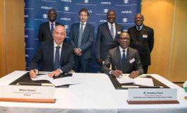 Airbus conclut un partenariat avec le gouvernement de Côte d'Ivoire pour le développement de l'industrie aéronautique et spatiale
