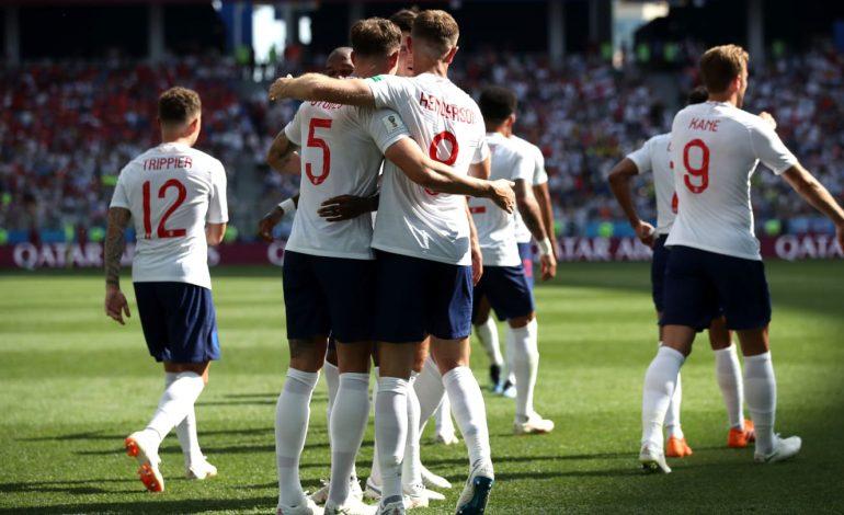 L'Angleterre déroule face au Panama 6-1