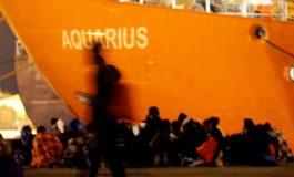 Une majorité de Français contre l'accueil de l'Aquarius dans un port français