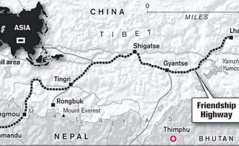 Une ligne de chemin de fer va relier la Chine et le Népal