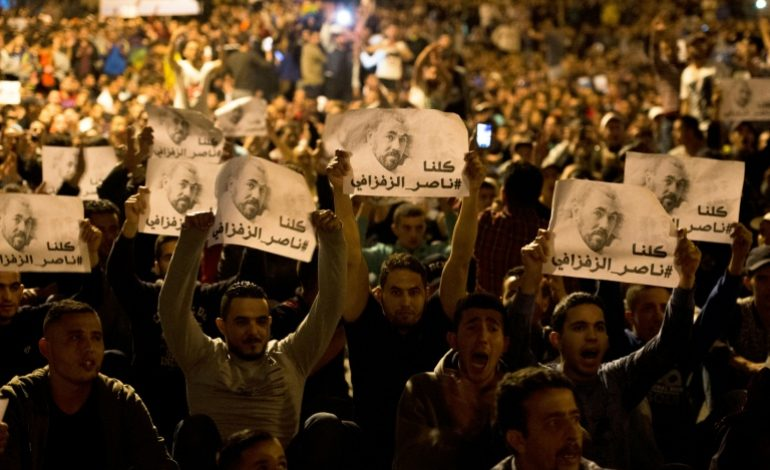 20 ans de prison pour les meneurs du «Hirak», le mouvement de contestation sociale au Maroc