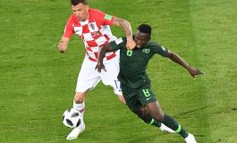 La Croatie domine le Nigéria 2-0
