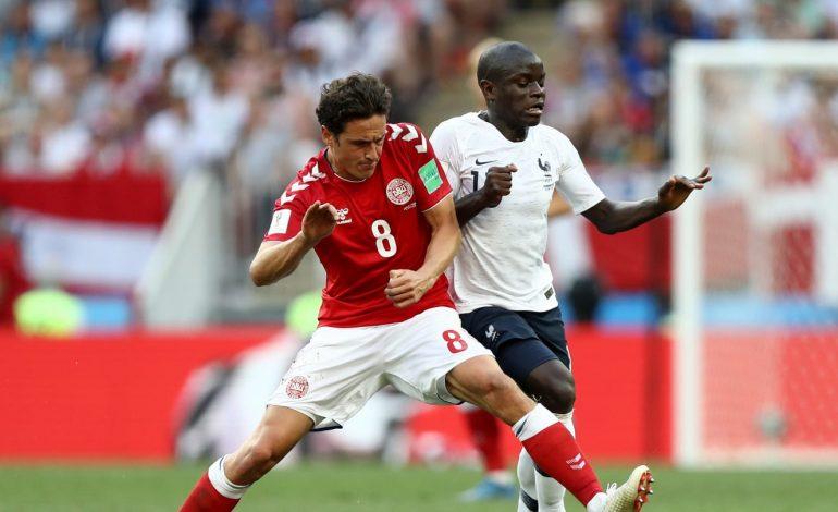 Match nul dans tous les sens du terme entre la France et le Danemark 0-0