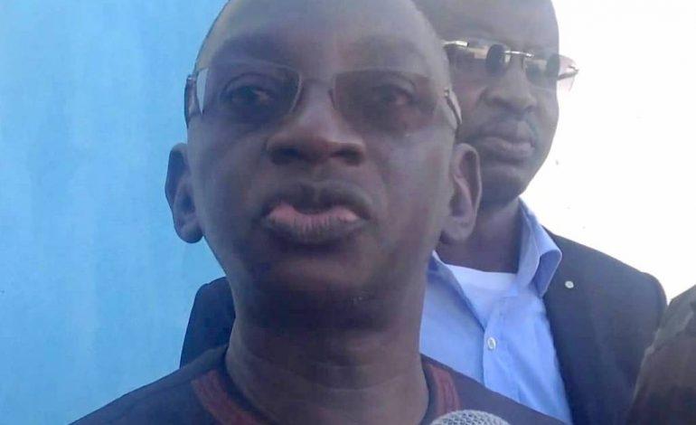 Le «Marteau d'Or» décerné aux Professeurs Amadou Gallo Diop et Riadh Gouider