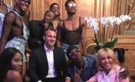 L'étonnante photo du couple Macron lors de la Fête de la musique à l'Élysée