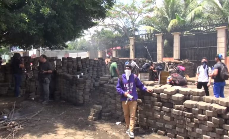 212 morts dans les manifestations antigouvernementales au Nicaragua