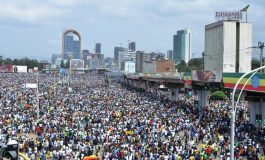 83 blessés dont six graves dans une explosion lors d'un meeting public du premier ministre éthiopien