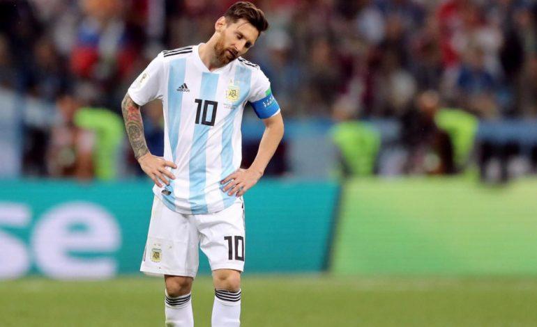 La Croatie humilie l'Argentine 3-0