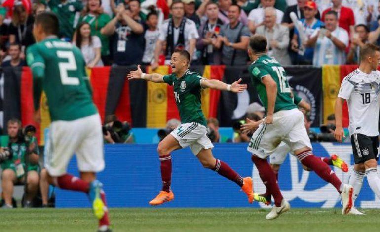 Une vaillante équipe mexicaine fait plier l'Allemagne 1-0