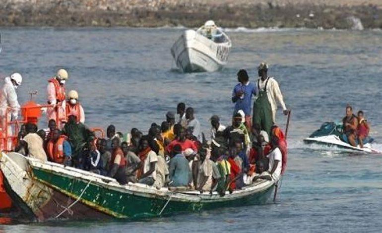 Deux Sénégalais écroués en Espagne comme passeurs de migrants