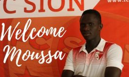 Moussa Kalilou Djitté, NGB Niary Tally signe au FC SION