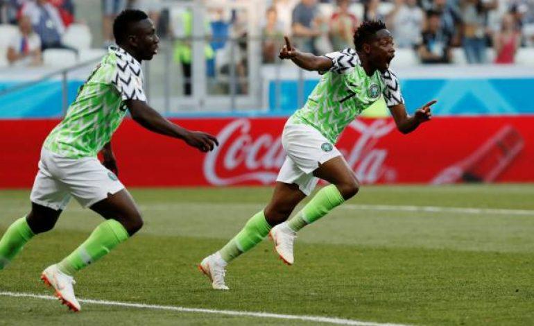 Le Nigéria s'impose face à l'Islande 2-0 grâce à Musa