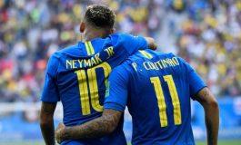 Un Brésil sans âme s'impose dans le temps additionnel face au Costa Rica 2-0