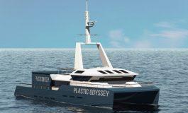 Ce bateau mange du plastique pour avancer, l'idée est venue lors d'une escale à Dakar