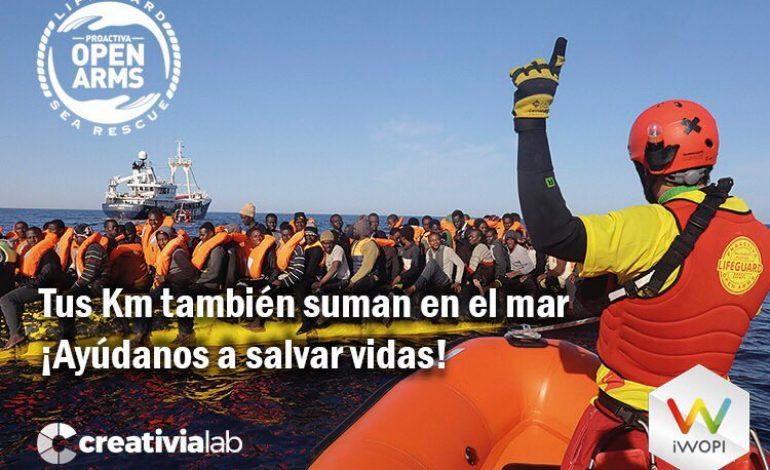 L'ONG espagnole Proactiva Open Arms sauve 59 migrants, l'Italie leur refuse l'accès