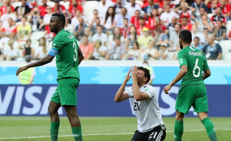 L'Arabie Saoudite termine en beauté face à l'Egypte 2-1