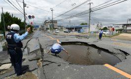 Trois morts, dont une fillette, dans un puissant séisme au Japon