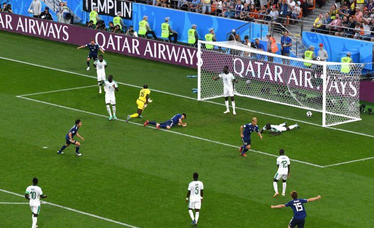 Le Sénégal peut avoir des regrets face au Japon 2-2
