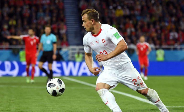 La Suisse vient à bout de la Serbie 2-1