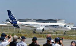 Un nouveau membre de la famille Airbus: l'A220, ex-CSeries de Bombardier