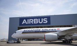 Airbus dévoile son A350 qui peut voler 20 heures non-stop