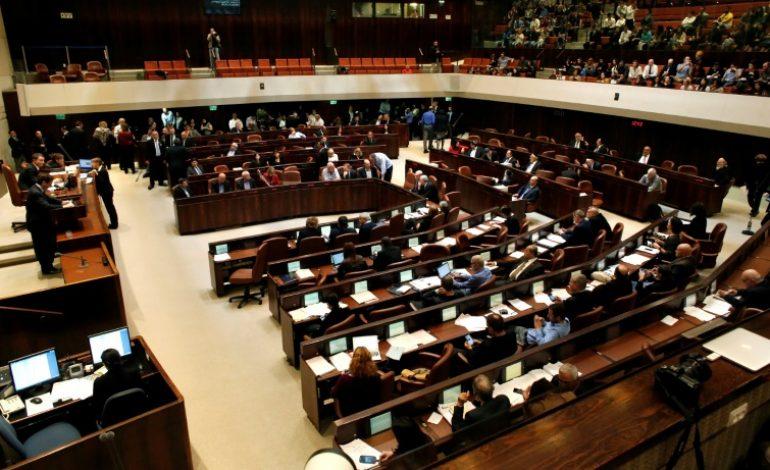 Le parlement israëlien adopte une loi controversée définissant Israël comme «Etat-nation juif»