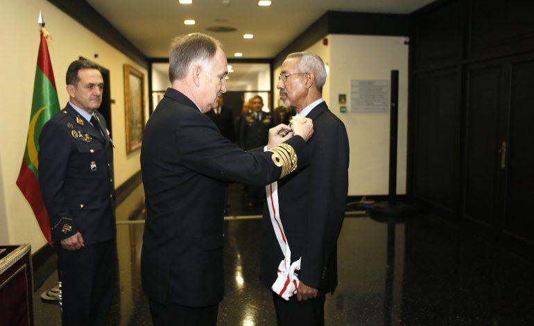 Le général mauritanien Hanena Ould Sidi prend le commandement du G5 Sahel