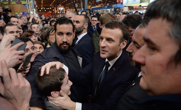 Le parquet de Paris ouvre une enquête préliminaire après qu'Alexandre Benalla soit filmé en train de tabasser un manifestant