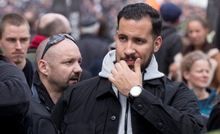 Affaire Alexandre Benalla: les trois policiers suspendus ont été placés en garde à vue